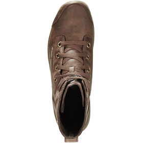 Columbia Camden Outdry Leather Chukka Shoes Men brown
